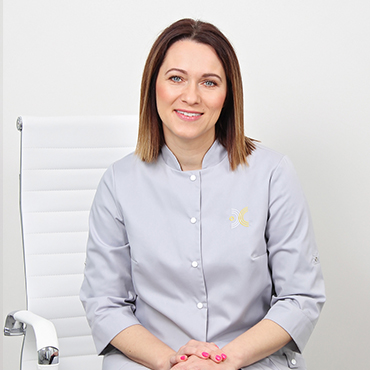 Med. m. dr. Rūta Krikščiūnienė