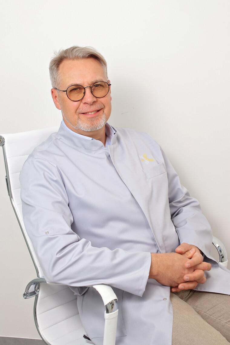 Med. m. dr. Ramūnas Mickevičius