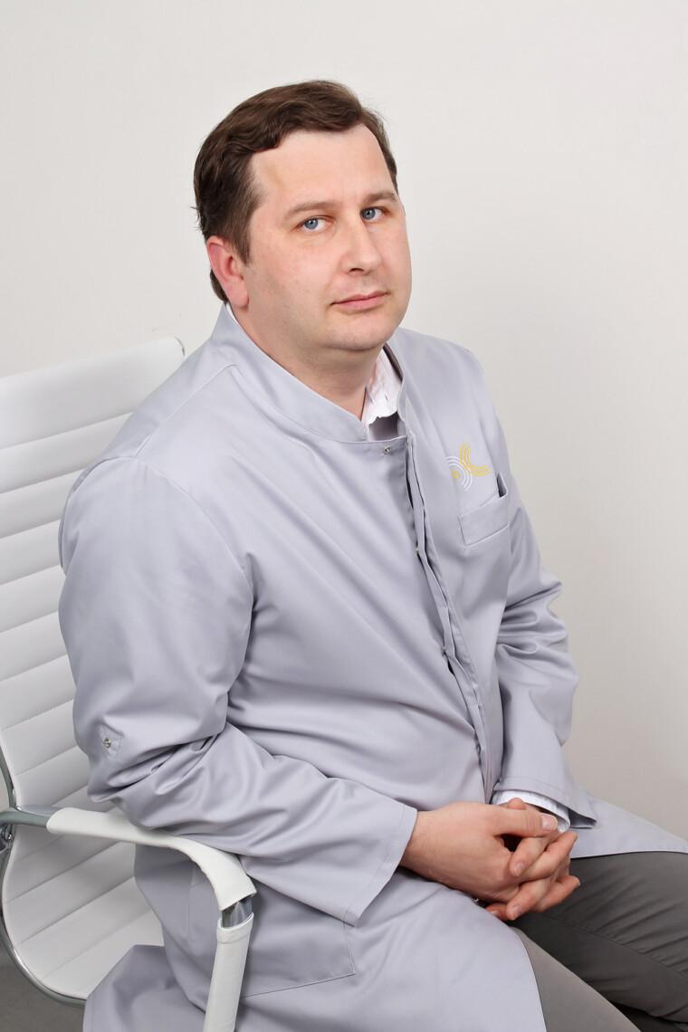 Doc. med. m. dr. Albertas Daukša