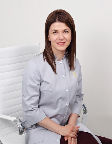 Med. m. dr. Dovilė Ražanskaitė-Virbickienė