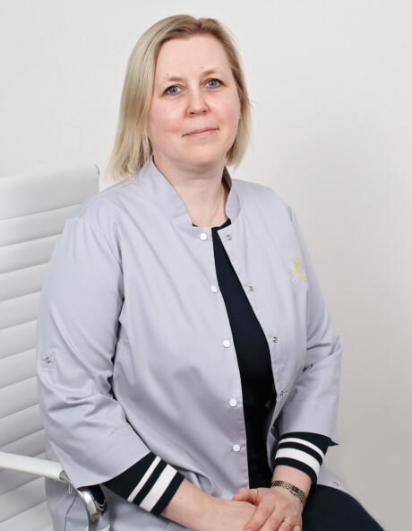 Med. m. dr. Daiva Čepulienė